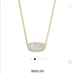 Kendra Scott Jewelry - Kendra Scott Diamond Necklace
